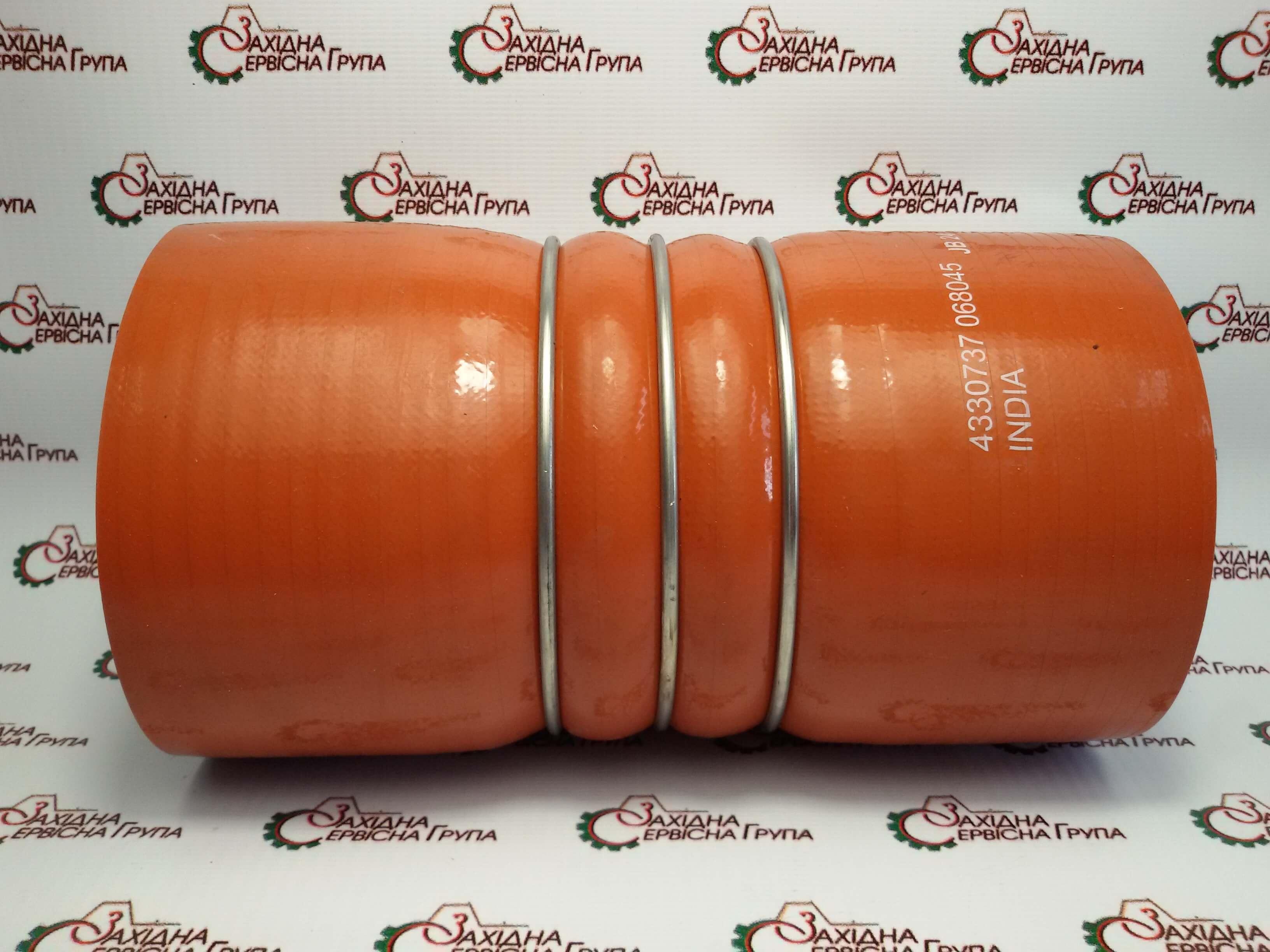 Патрубок впускного повітря Cummins ISX15, QSX15, QSM11, 4330737, 3071049.
