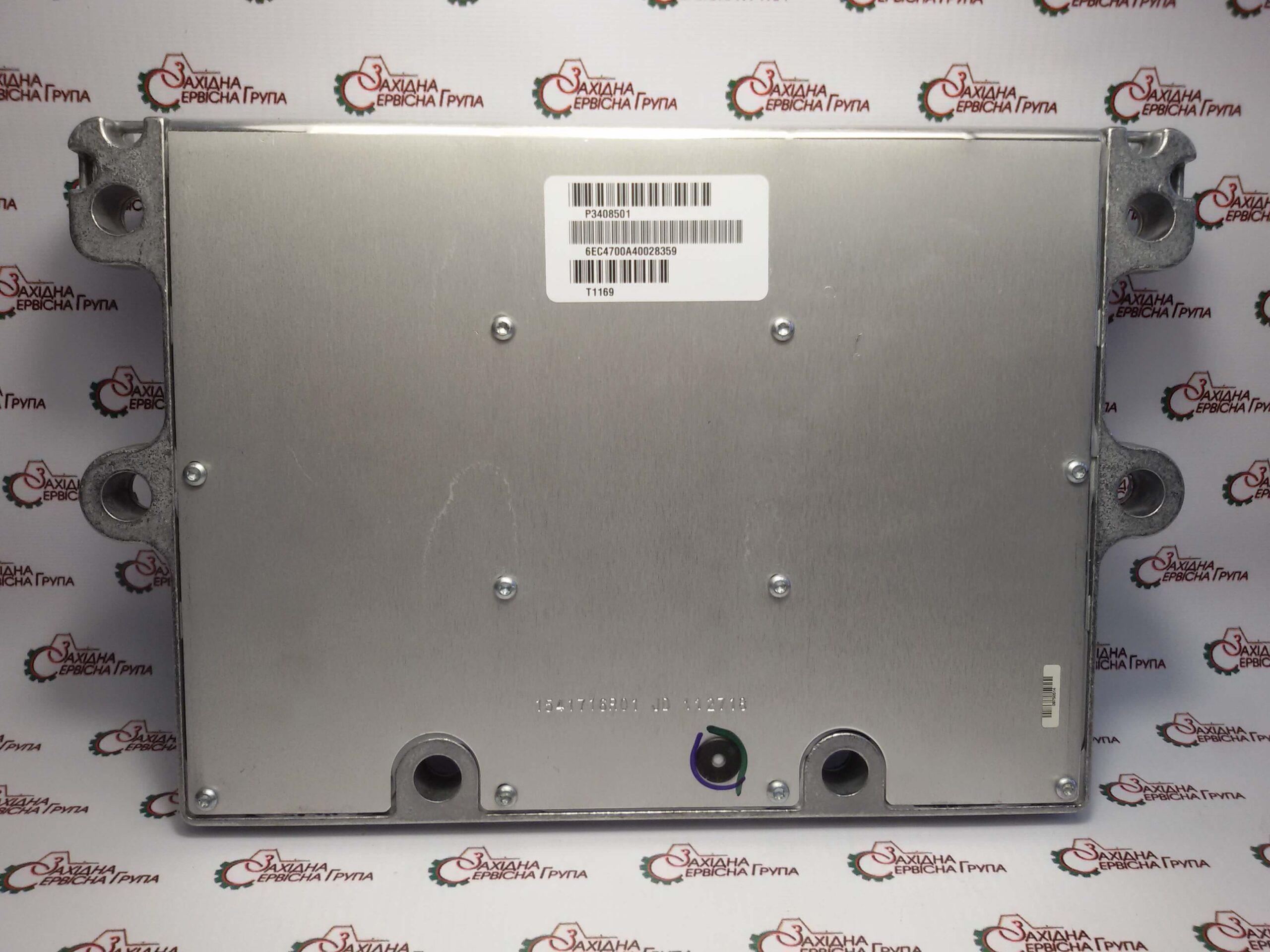 Модуль ( блок ) управління двигуном Cummins ISX15, QSX15, 4309175, 3408504, 3408501.