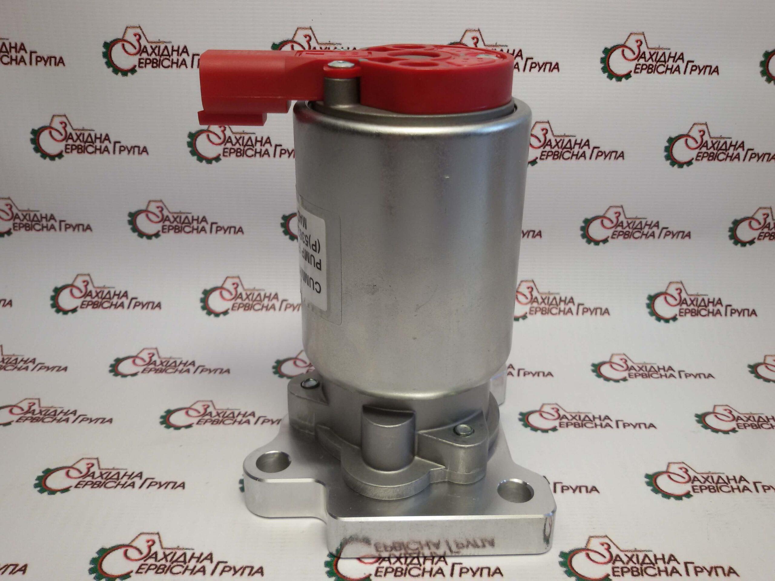 Электрический подкачиваещий топливный насос 12V Cummins ISX15, QSX15, 5362255, 4935094, 4076580, 4935013, 3964381.