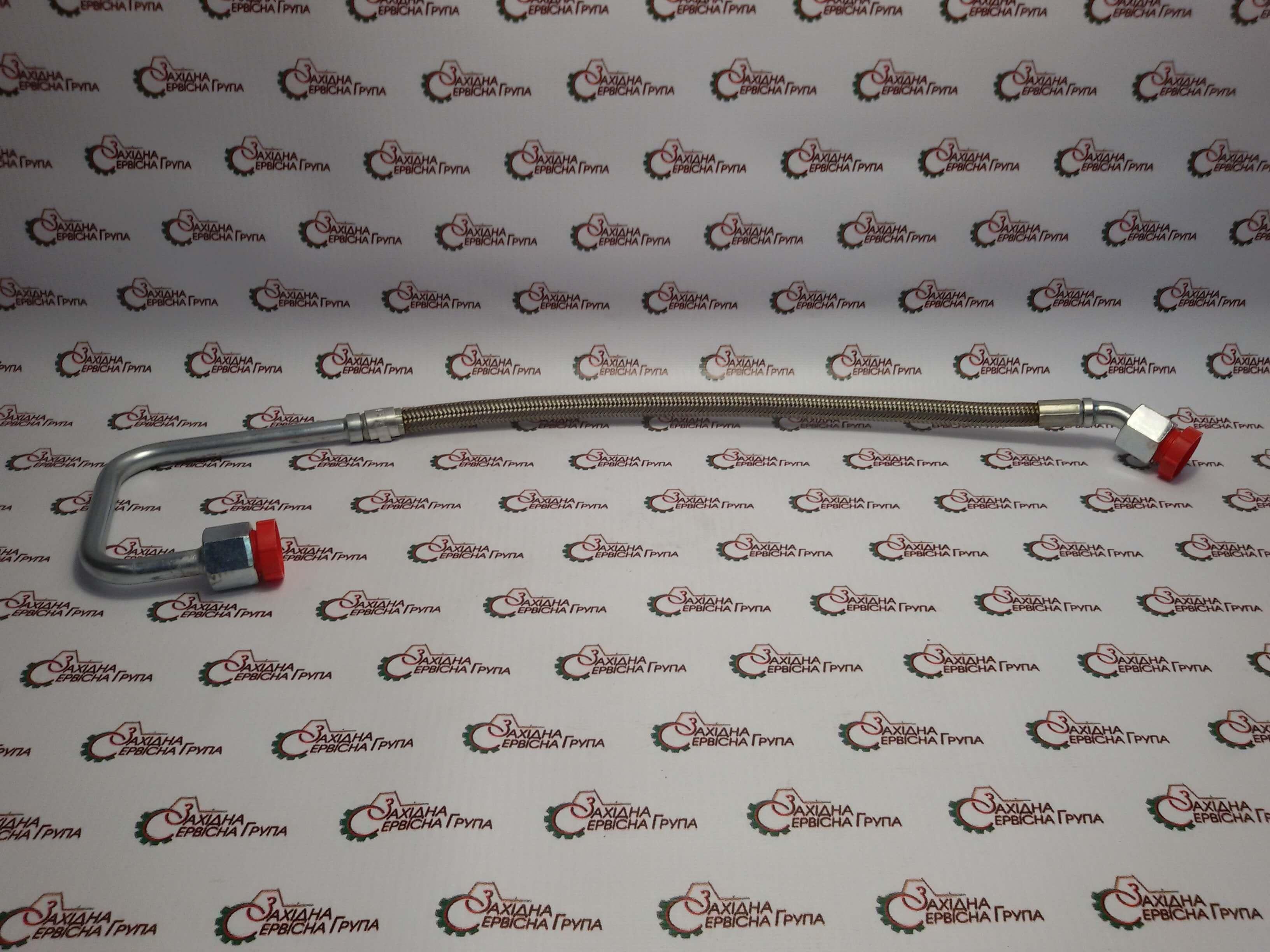 Трубка подачі масла до турбокомпресора Cummins ISX15, QSX15, 4318643.