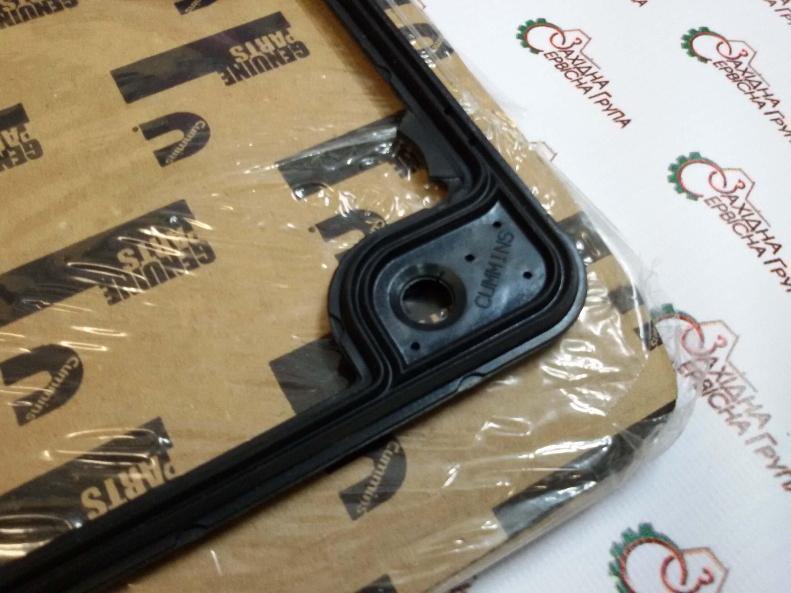 Прокладка крышки клапанного механизма Cummins ISX15, QSX15, 4026507.