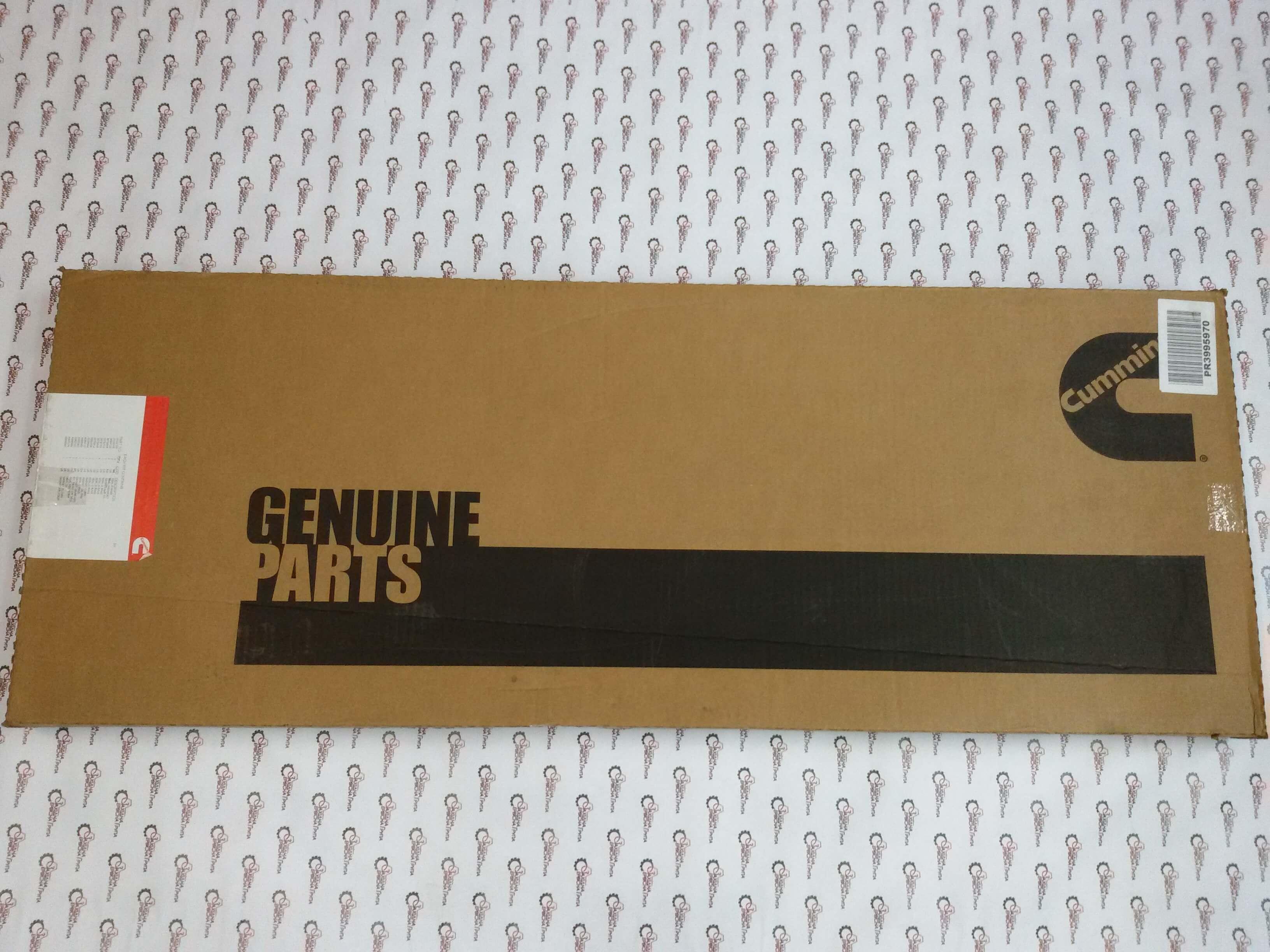 Комплект прокладок нижней части двигателя Cummins ISX15, QSX15, 4955590, 3102234, 4024763, 3800448.