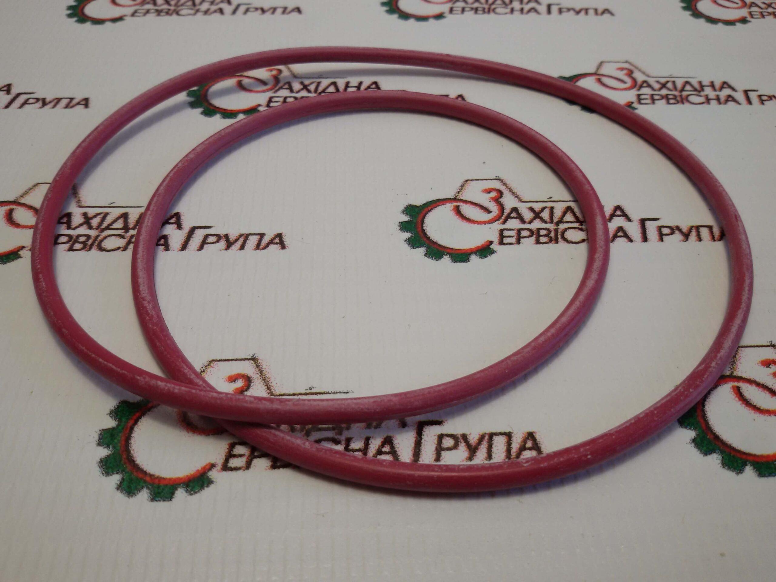 Уплотнительное кольцо гильзы Cummins ISX15, QSX15, 3678738.