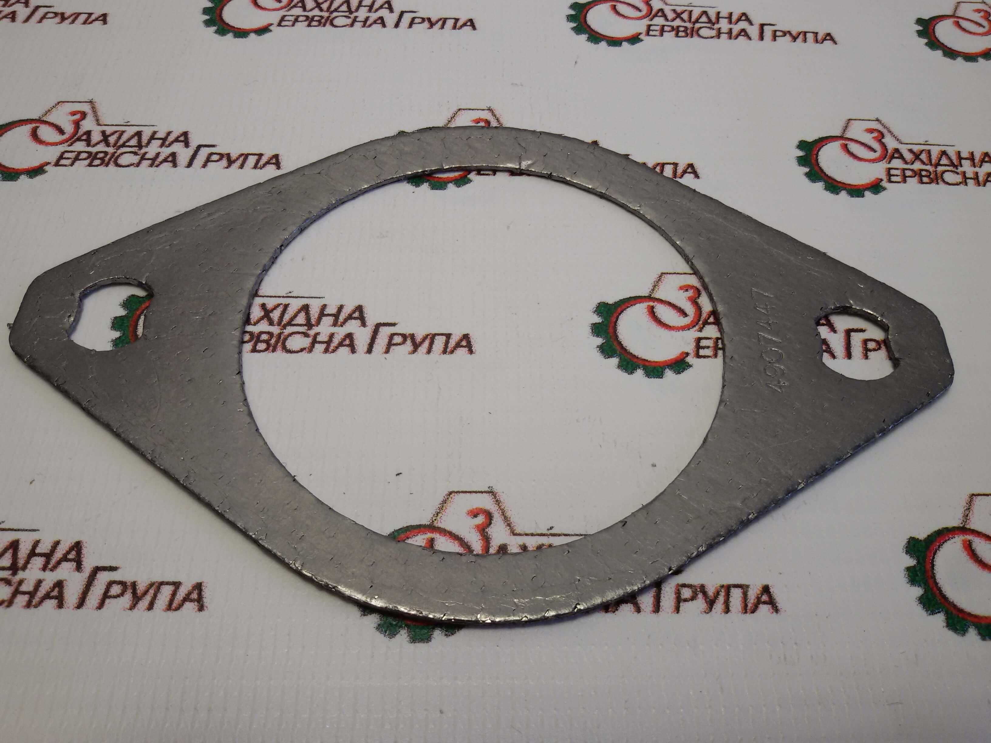 Прокладка выхлопного коллектора двигателя Cummins ISX15, QSX15, 4907447, 3680343.