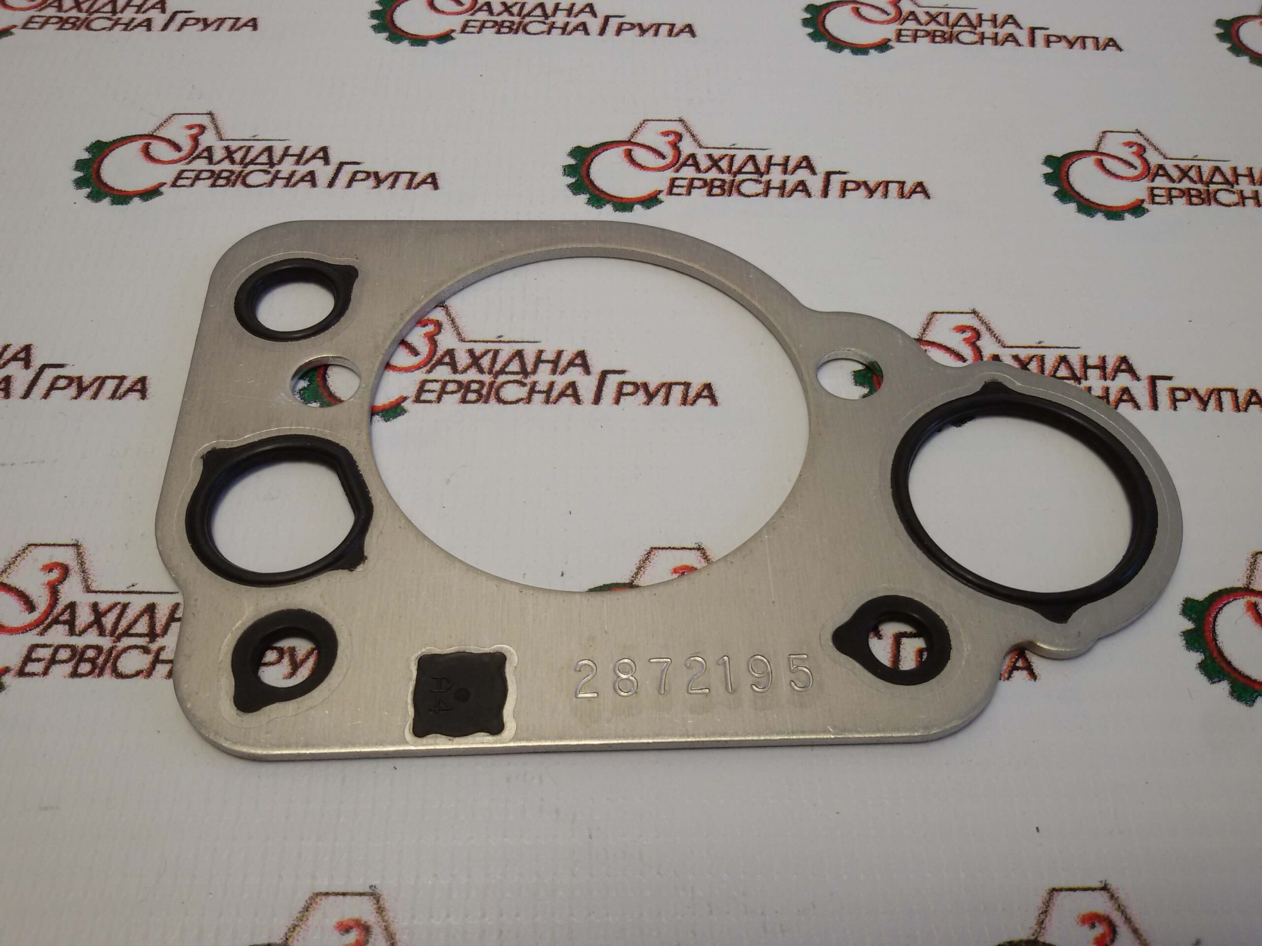 Прокладка паливного насоса Cummins ISX15, QSX15, 2872195, 4954472, 4062005.