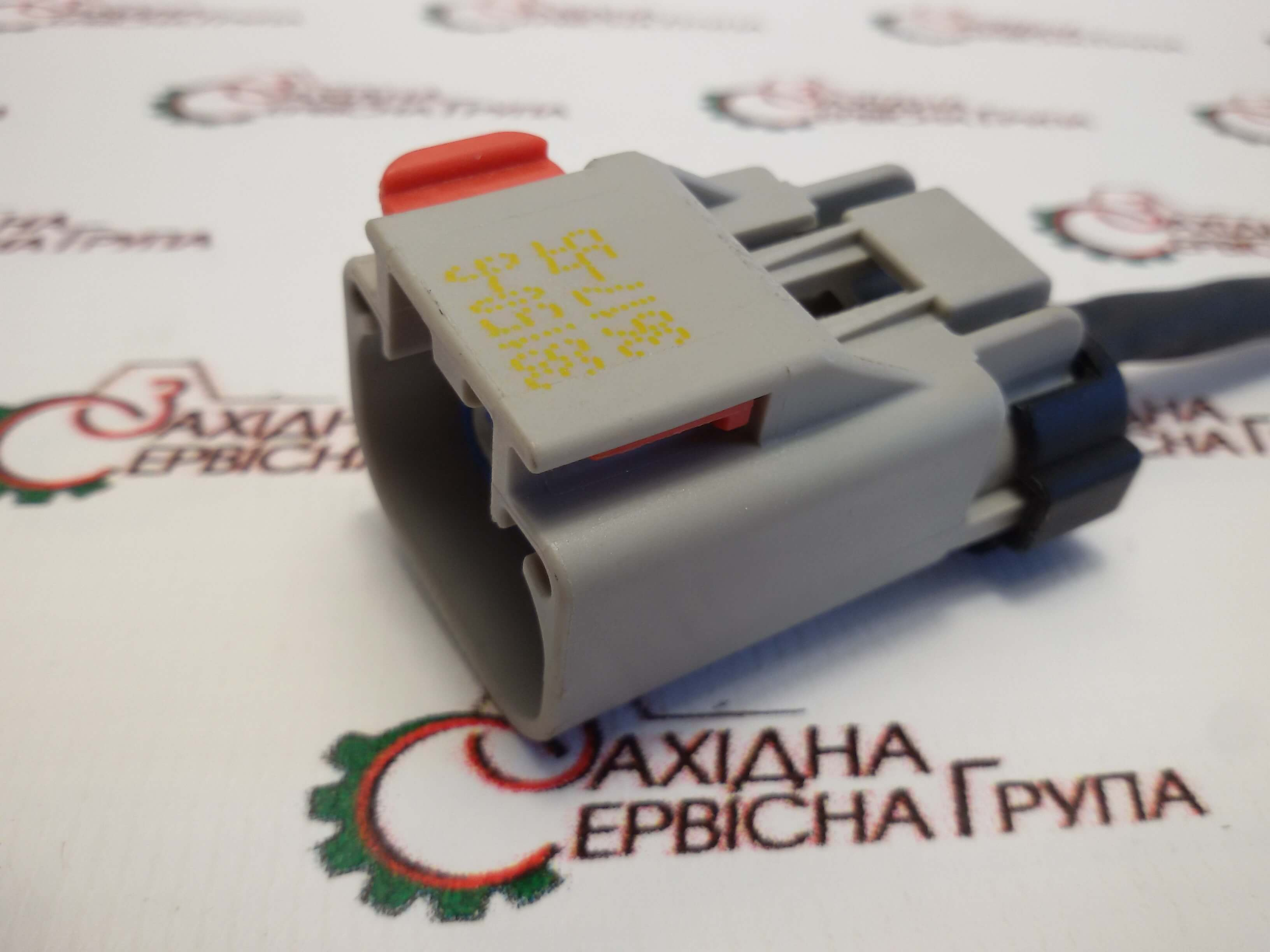 Проводка датчика атмосферного давления Cummins ISX15, M11, ISM11, 3104345.