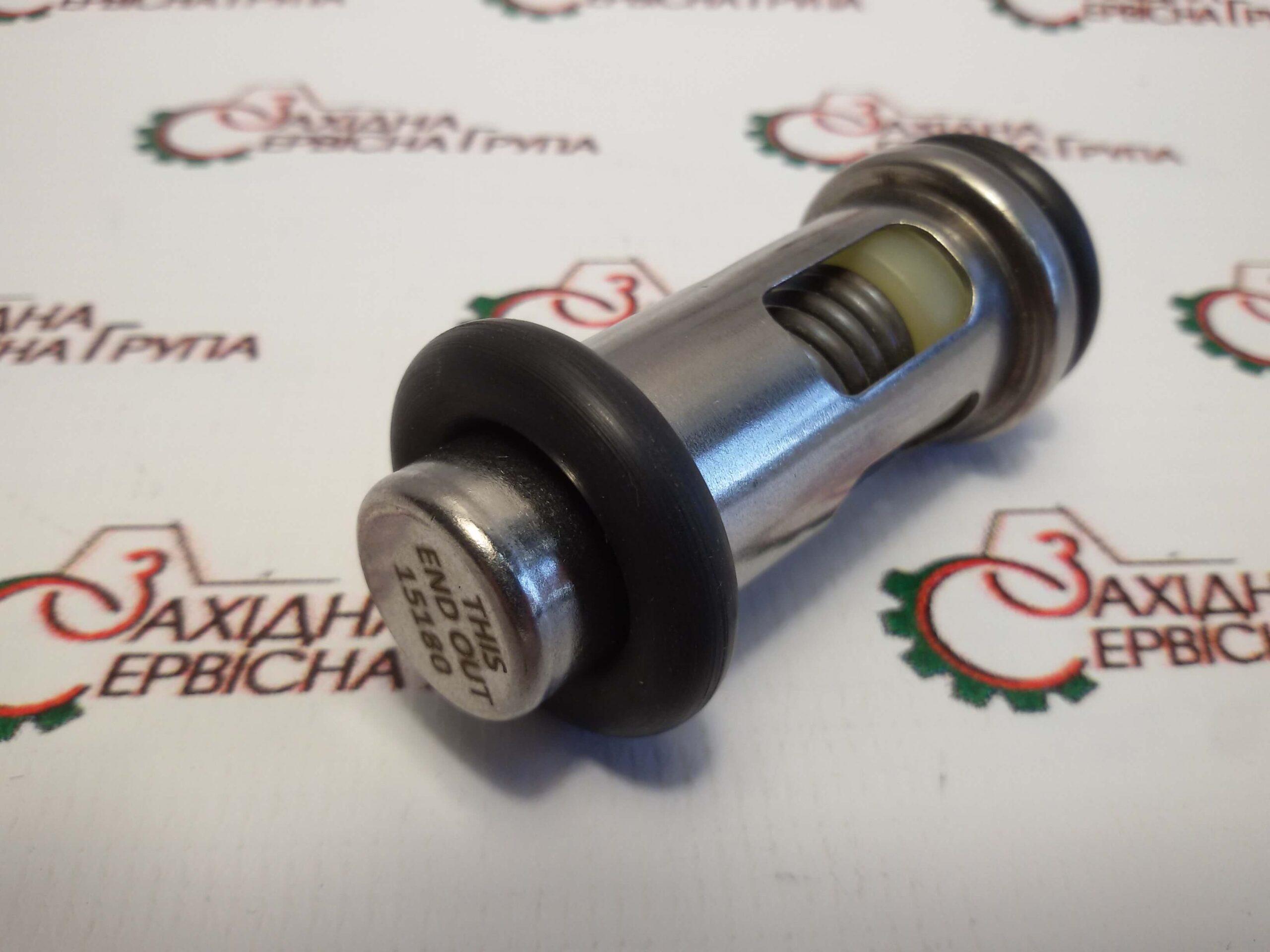 Клапан бойпасный масляного фильтра Cummins ISX15, QSX15, 4357177.