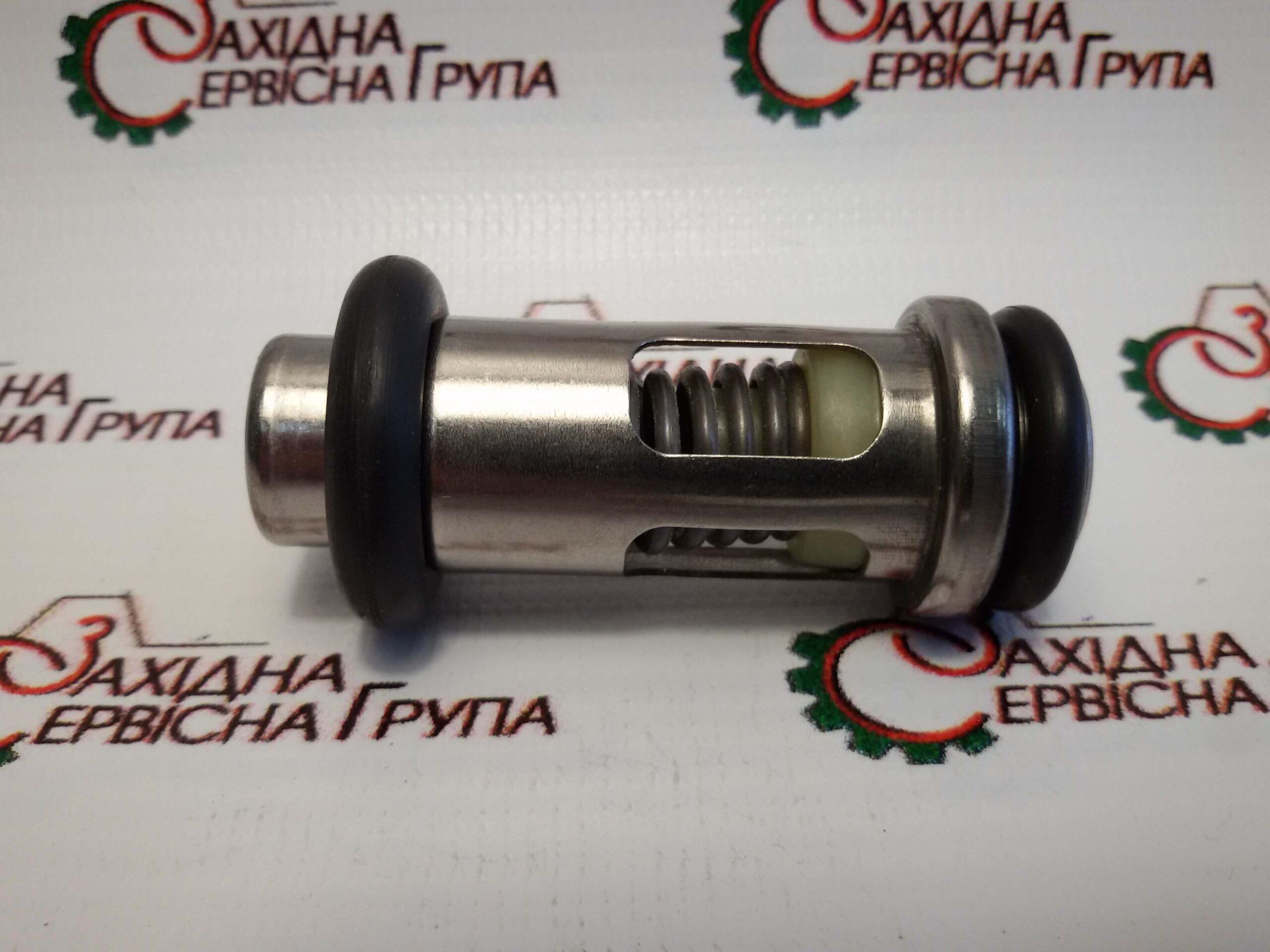 Клапан бойпасний масляного фільтра Cummins ISX15, QSX15, 4357177.