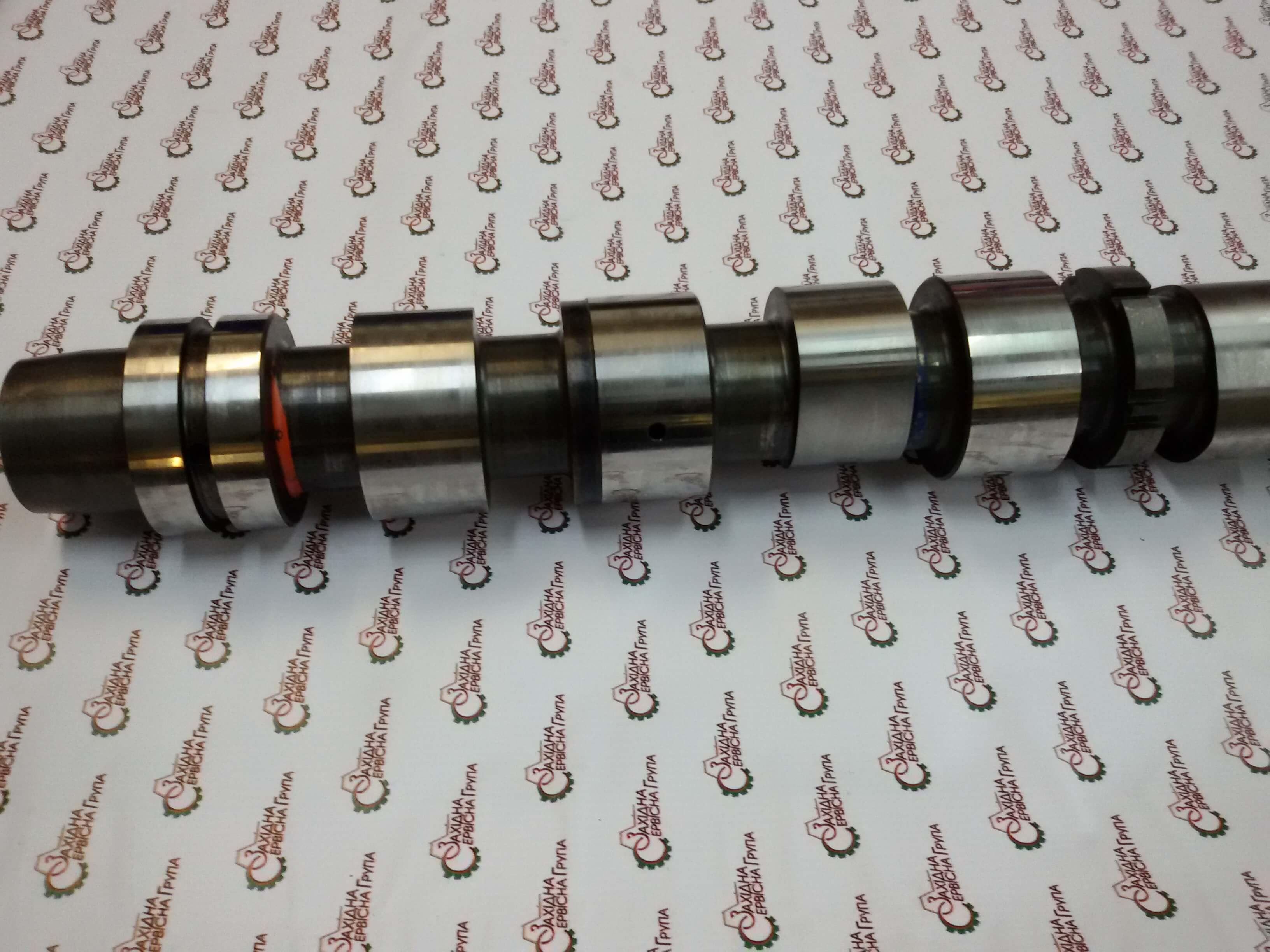 Вал розподільчий паливних форсунок двигуна Cummins ISX15, QSX15, 3104279.