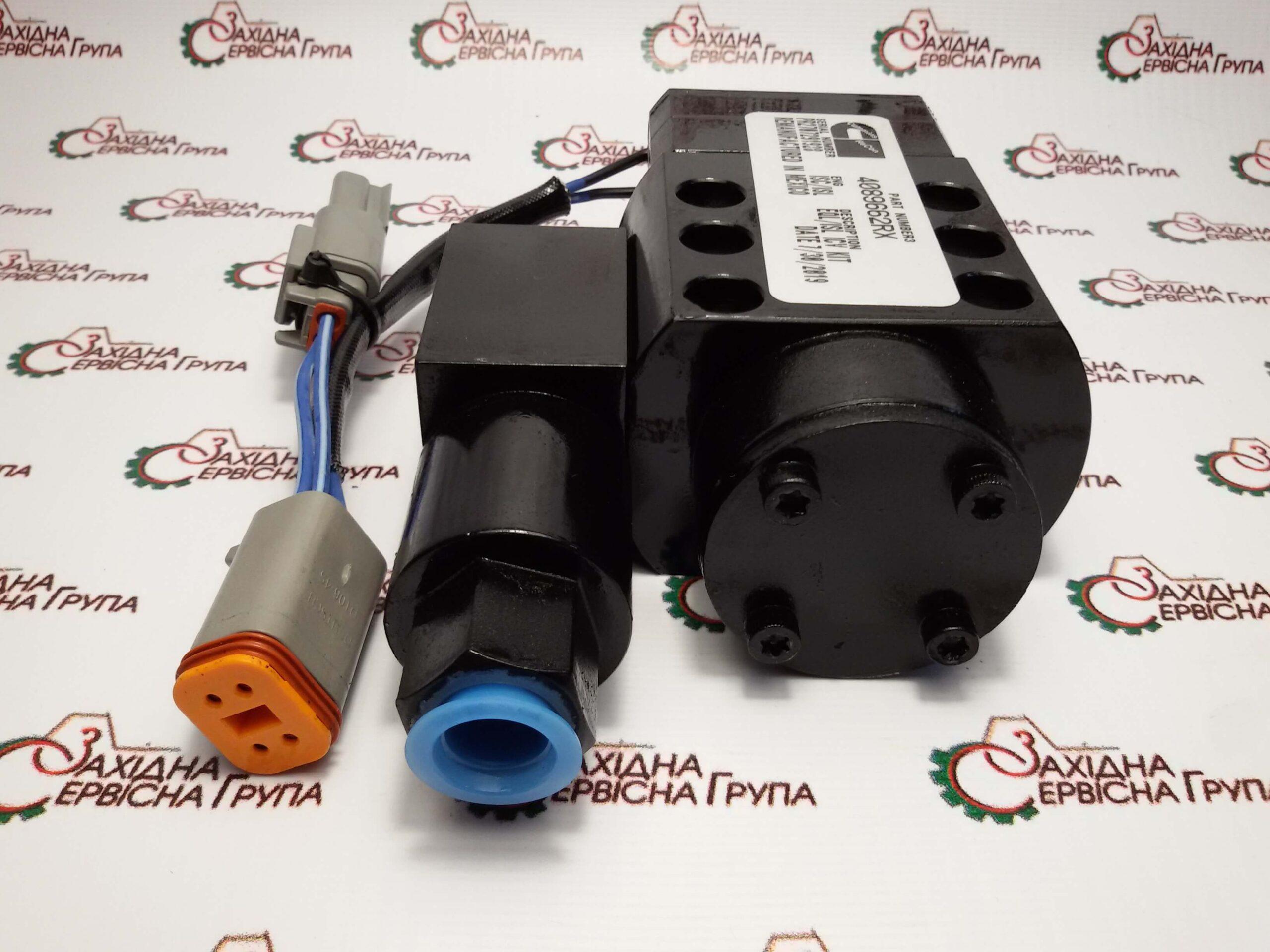 Інжекторний клапан паливного насоса високого тиску Cummins QSC 8.3, ( CAPS ) 4089662, 4009865