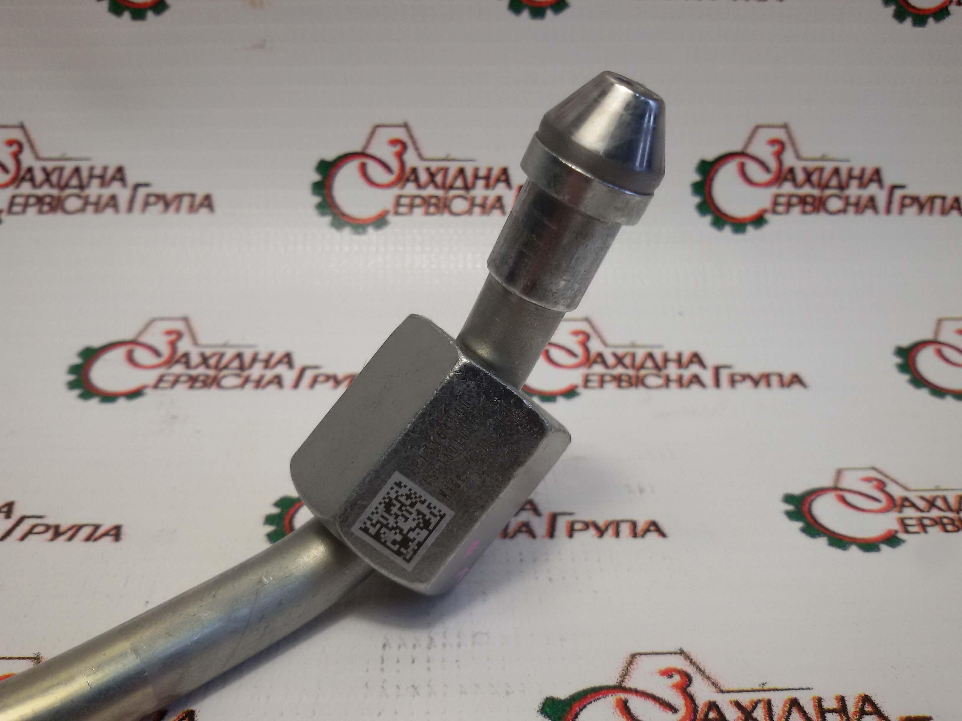 Трубка паливна високого тиску (1-го циліндра) Cummins ISL, QSL, 5446734, 3964141.