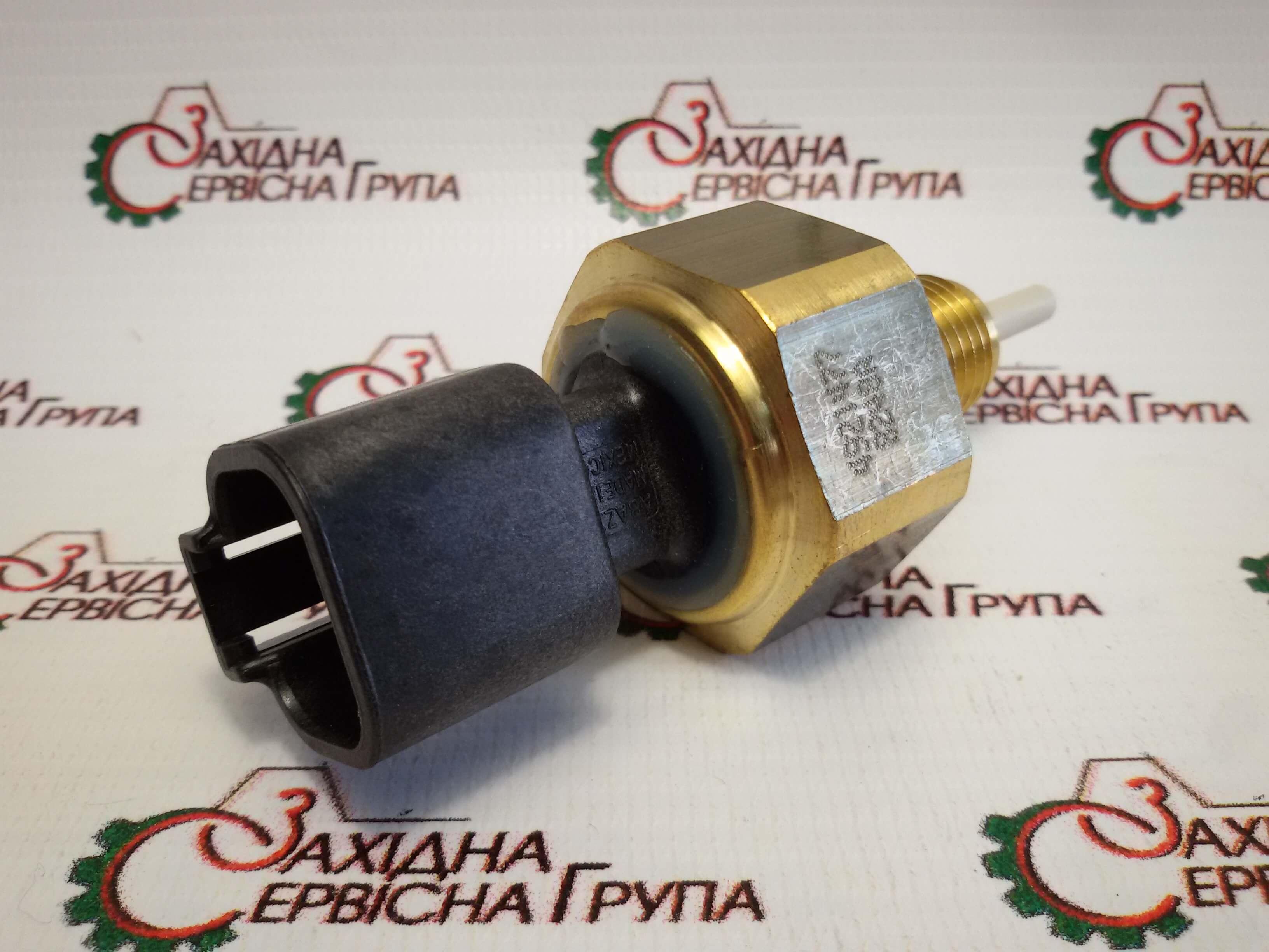Датчик тиску та температури масла Cummins ISM11, QSM11, 4921477.