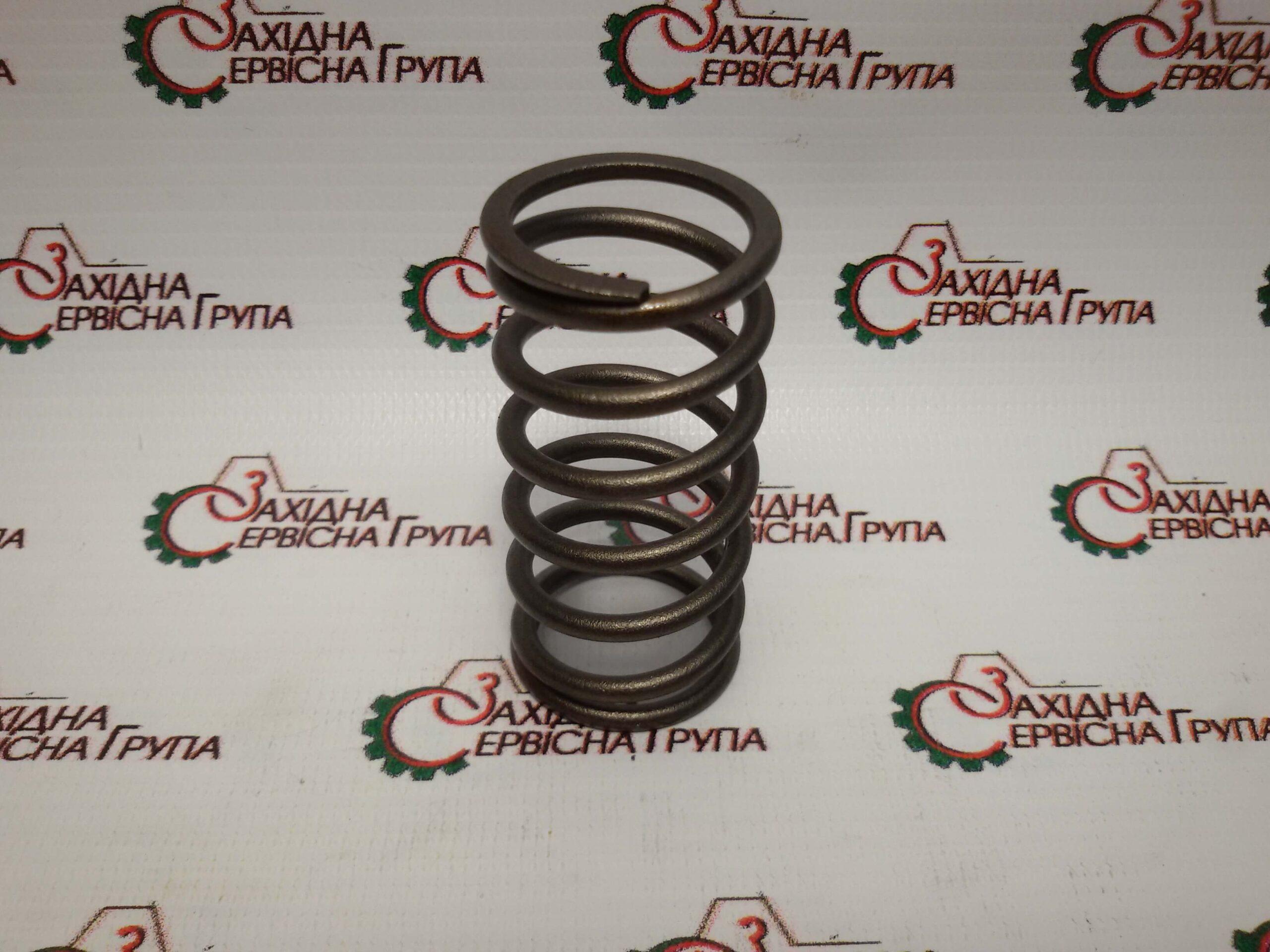 Пружина плунжера регулятора тиску масла Cummins ISM11, QSM11, N14, NTA, 3014756, 3012528.
