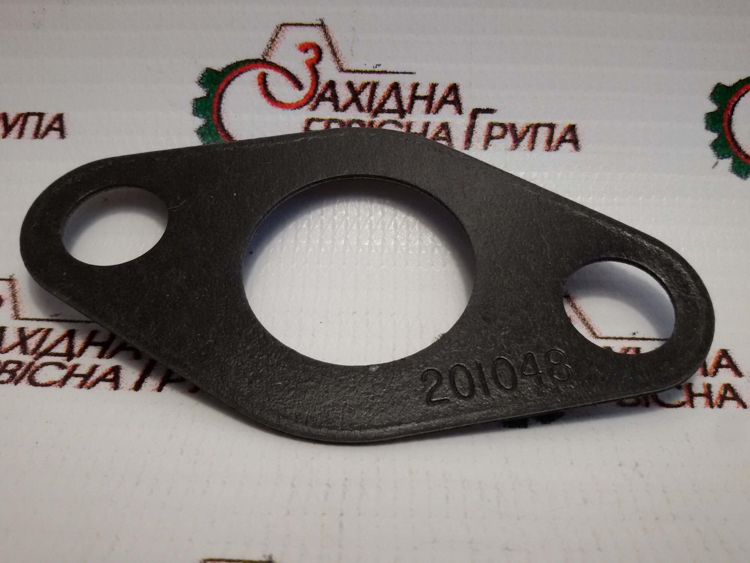 Прокладка подачі змазки турбокомпресора Cummins KTA19, 201048.