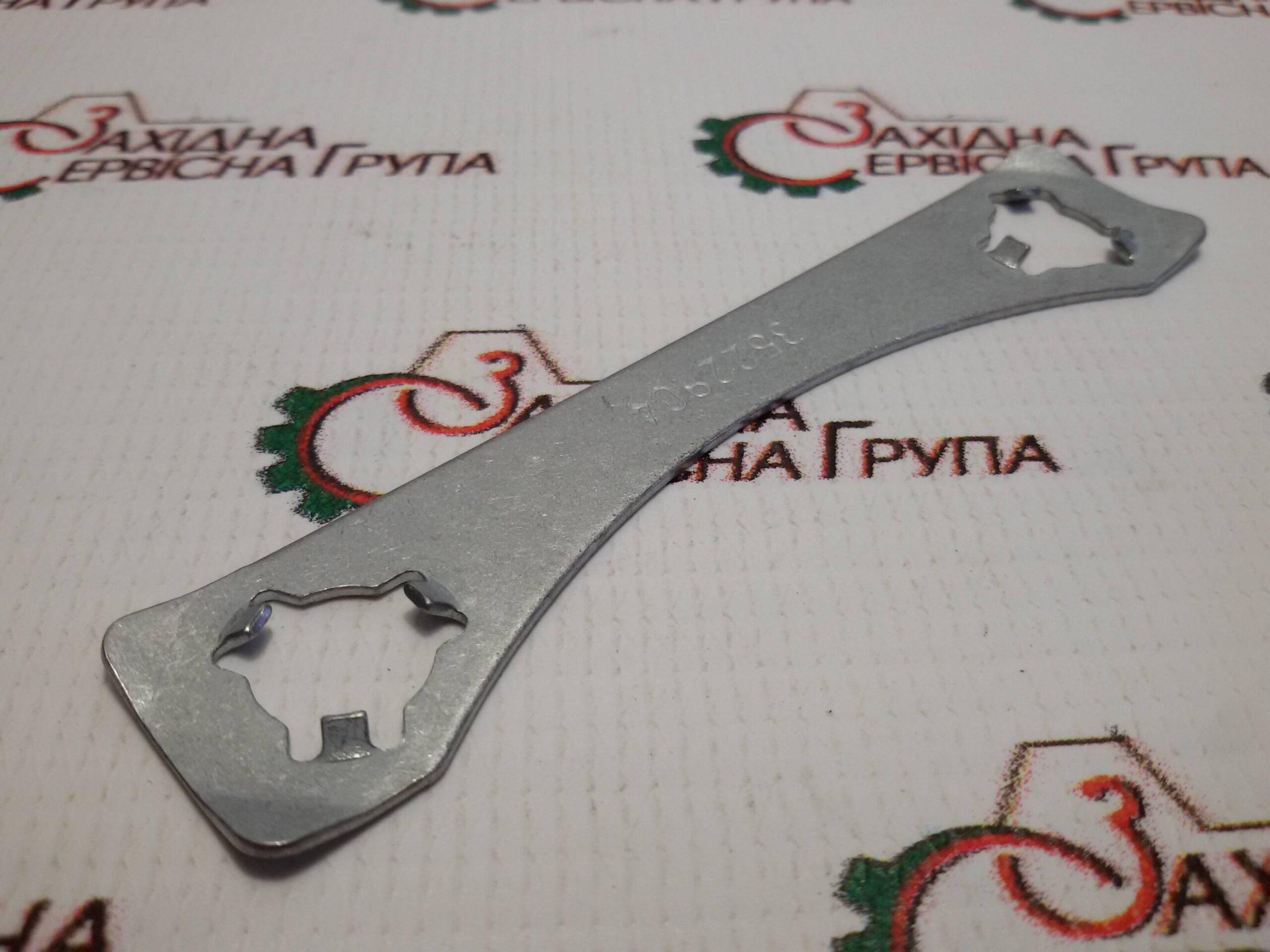 Стопорная пластина болтов турбокомпрессора Cummins KTA19, 3522904.