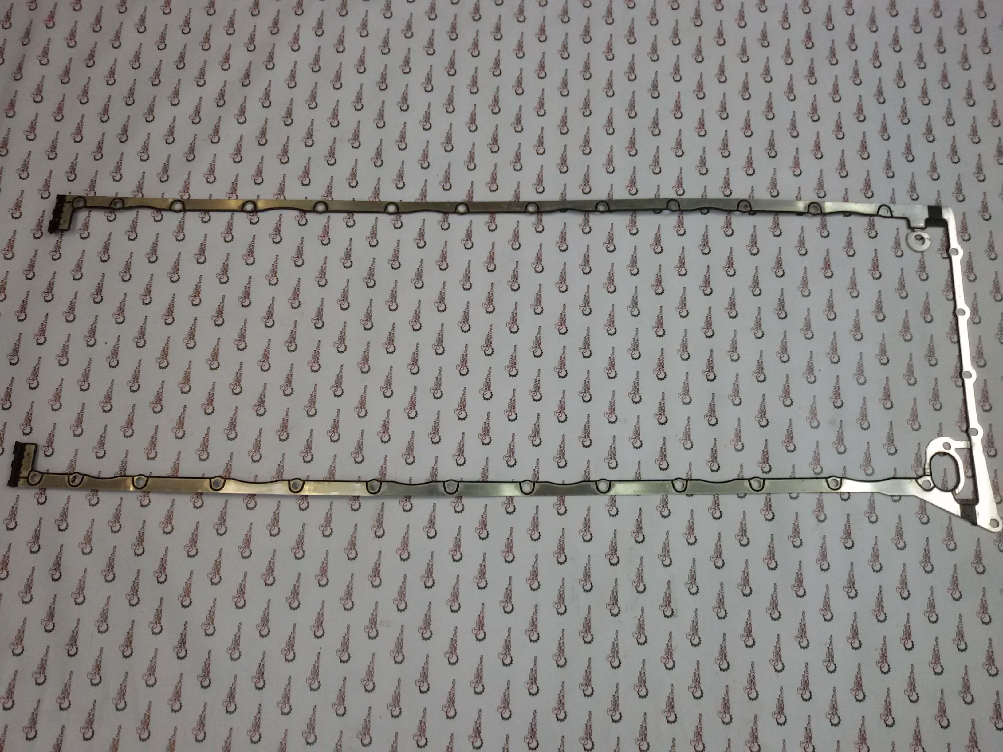 Прокладка перехідника піддону картера Cummins KTA19, 4371877, 4000595, 3081611.