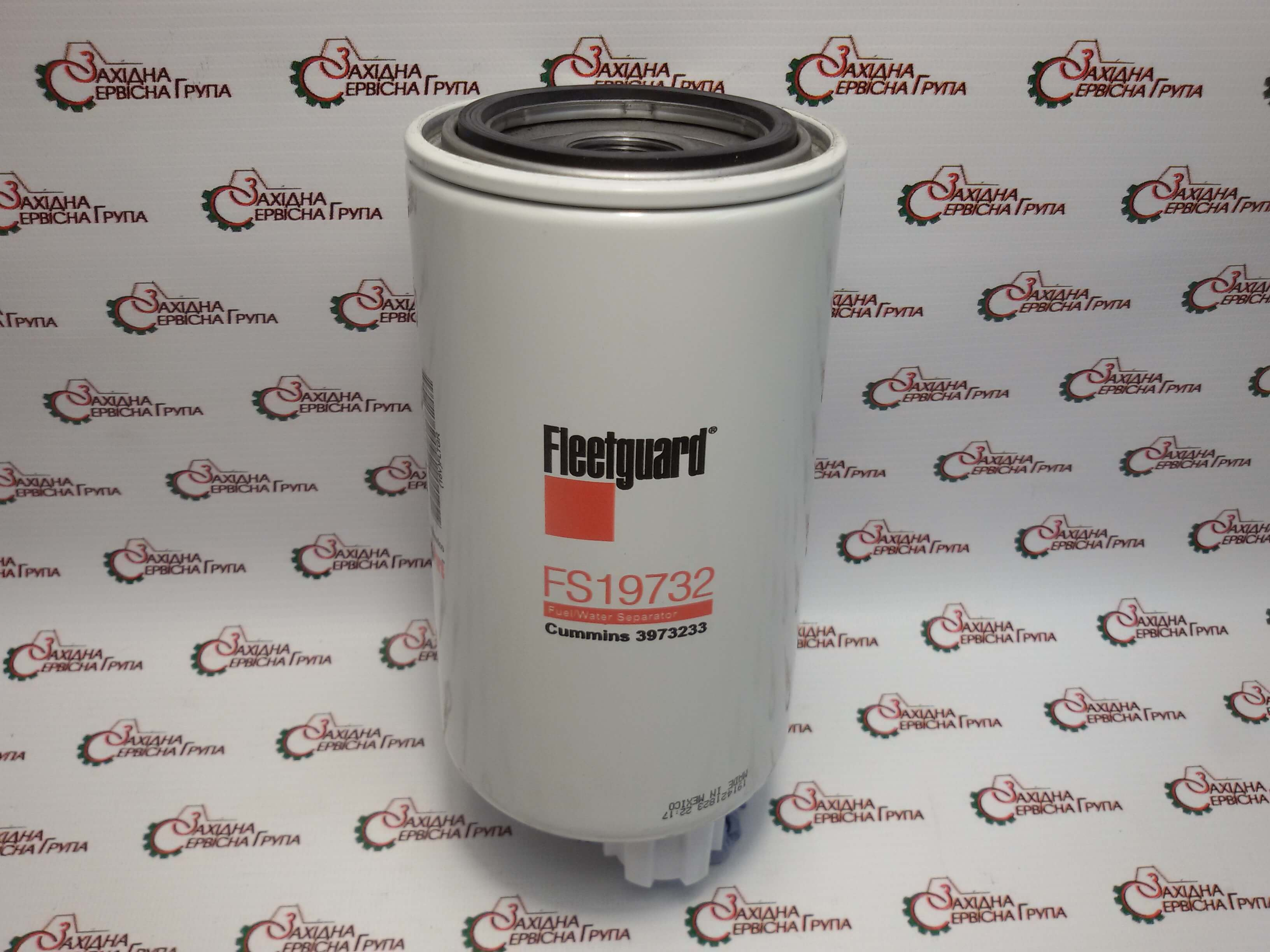 Фільтр паливний Cummins Fleetguard FS19732, 3973233.
