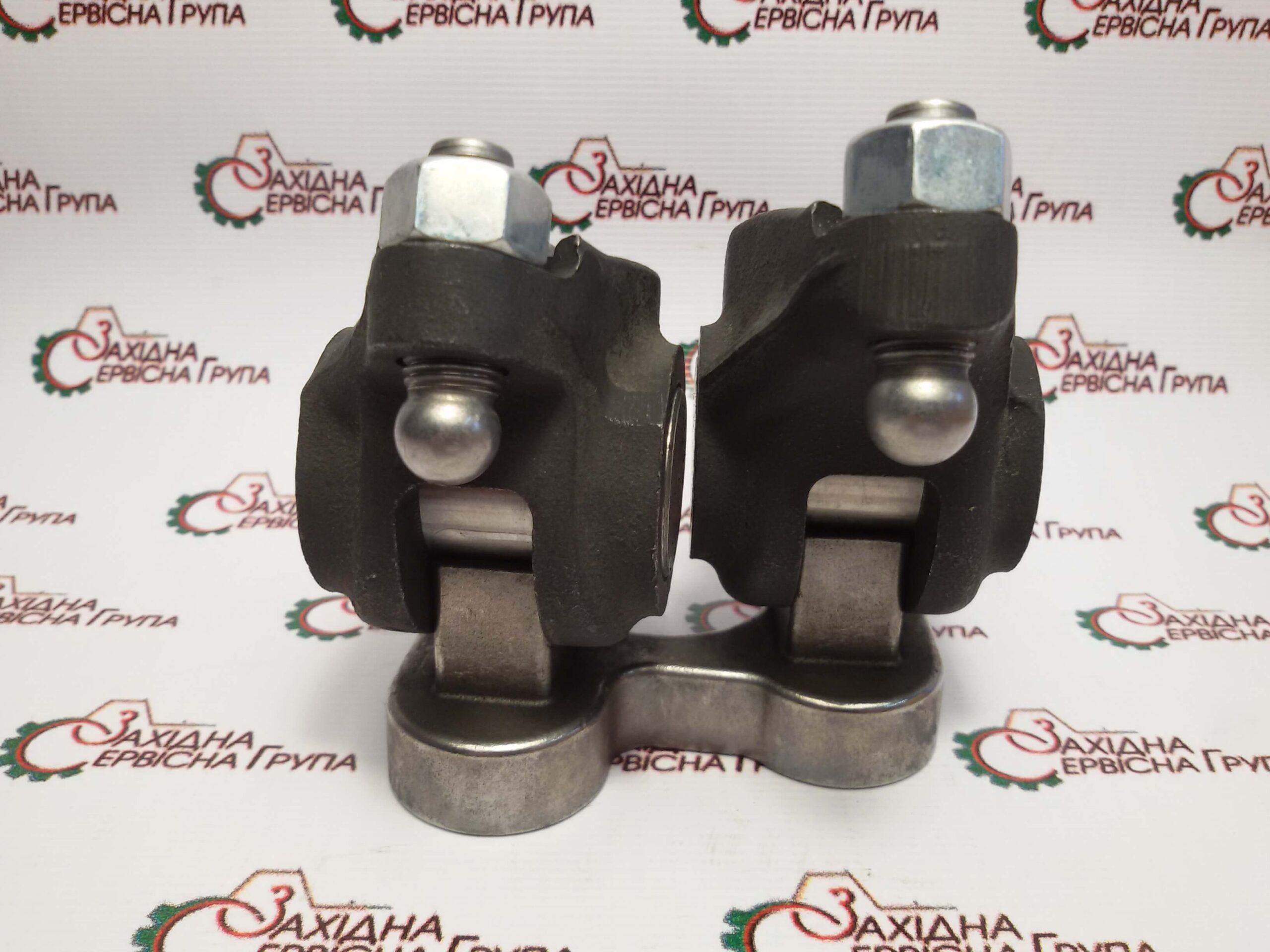Рокер клапана (узел рокеров) Cummins ISB, ISD, QSB6.7, 4995602, 4928698.