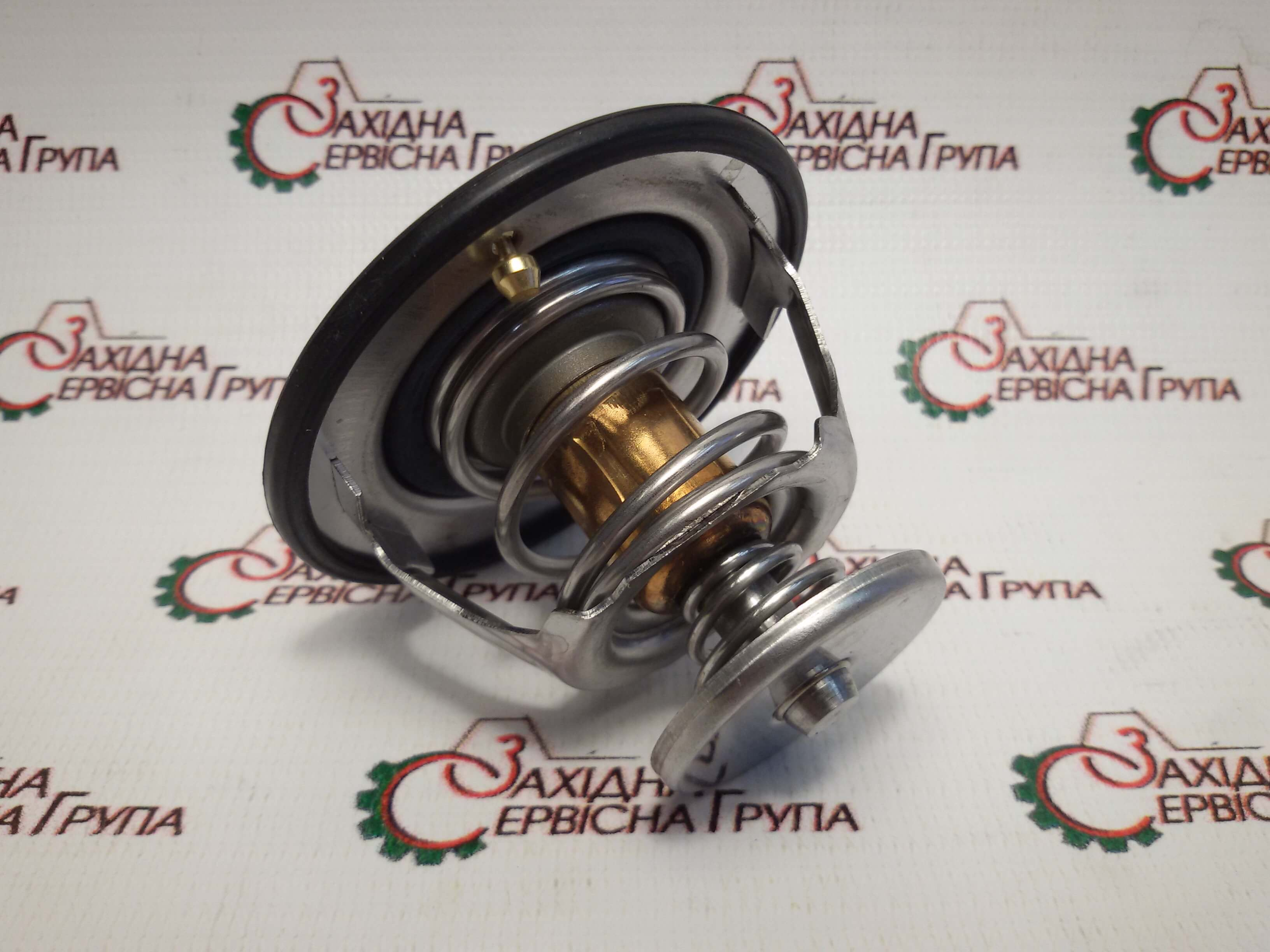 Термостат двигателя Cummins ISF 2.8, 5257076, 5337967, 4983736.