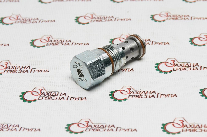 Клапан регулятор тиску палива Cummins QSX15, ISX15, 4001926, 3348706, 4001925
