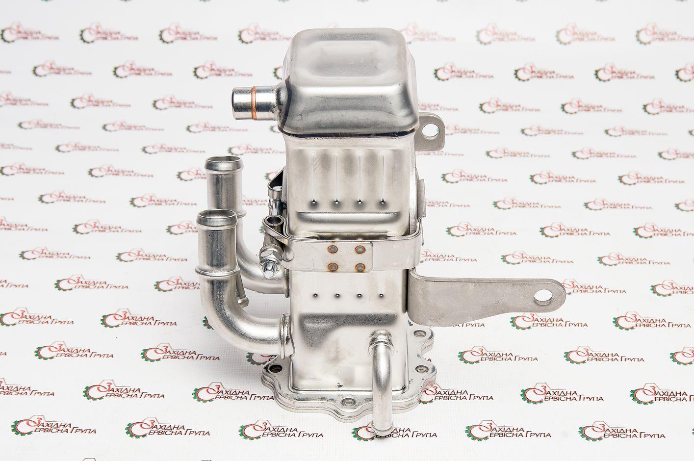 Охладитель системы EGR Cummins ISF 2.8, 5310100, 5342842, 5308965, 5263165