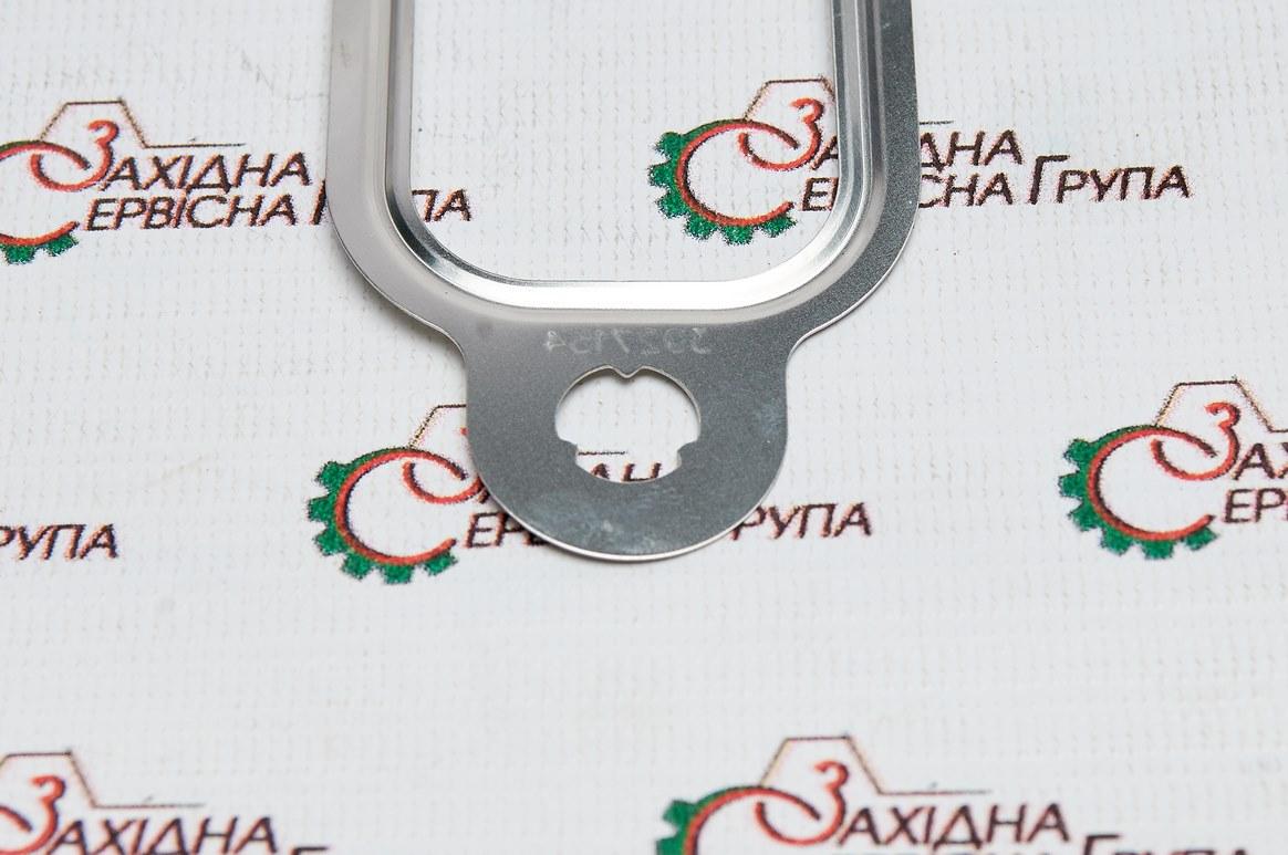 Прокладка коллектора выпускного Cummins 4BT, 6BT5.9, QSB5.9, 3927154, 3905443, 3901456
