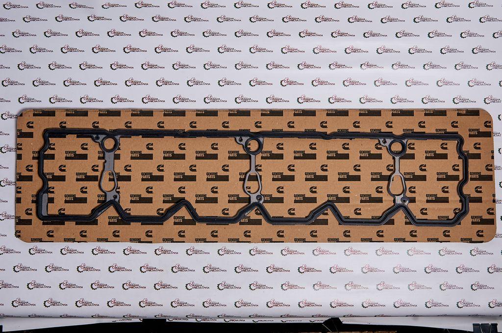 Прокладка крышки клапанов Cummins QSC 8.3, 3939284, 3943303, 3943864