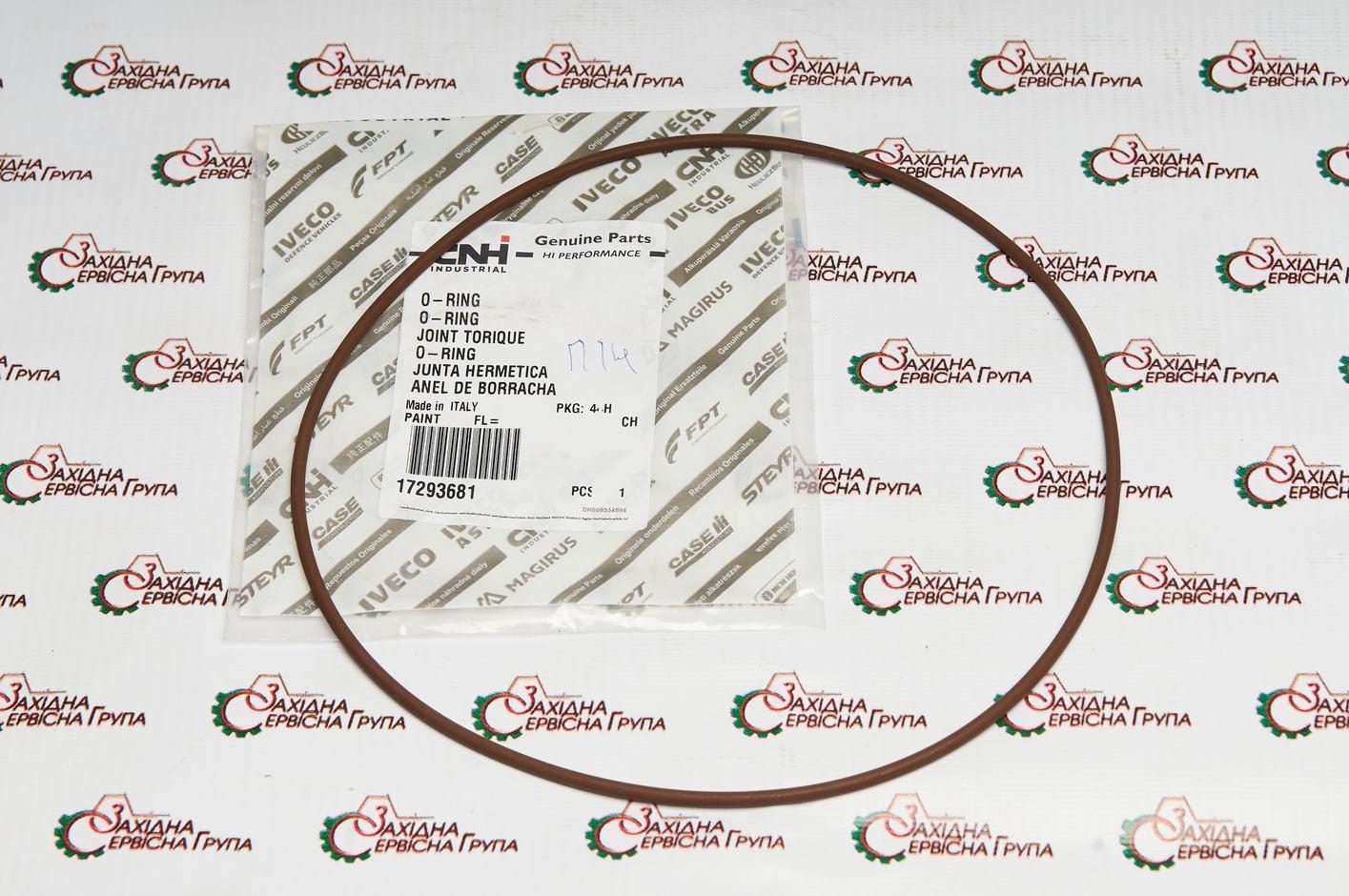 Кільце ущільнююче IVECO/FPT Cursor 13, 17293681