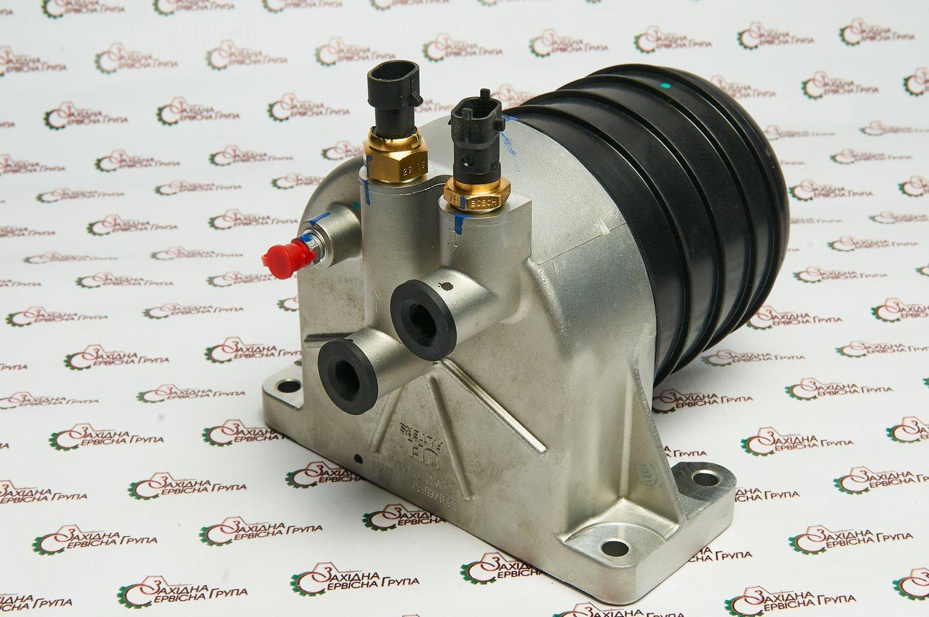 Корпус паливного фільтра IVECO/FPT Cursor 9, 5801465187, 504341212
