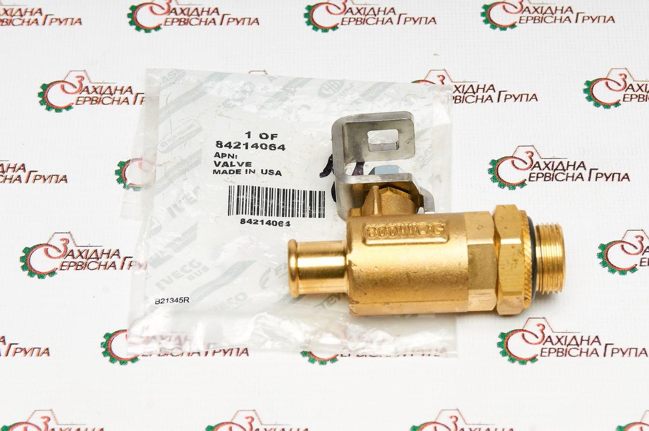 Кран зливу масла з піддона IVECO/FPT Cursor 9, 84214064